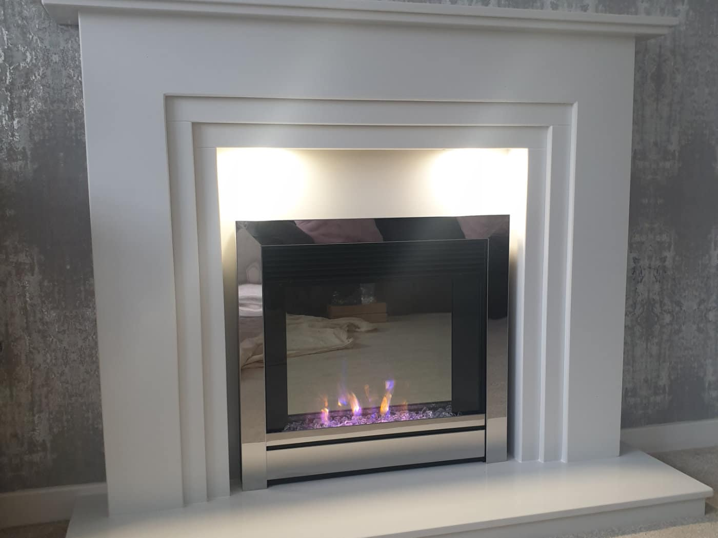 Fireplace installers Glasgow